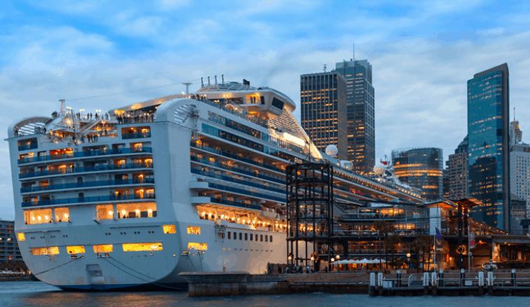 Sydney's Overseas Passenger Terminal